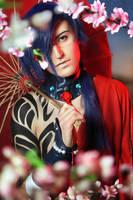 Sakura Samurai by Indie-vampire