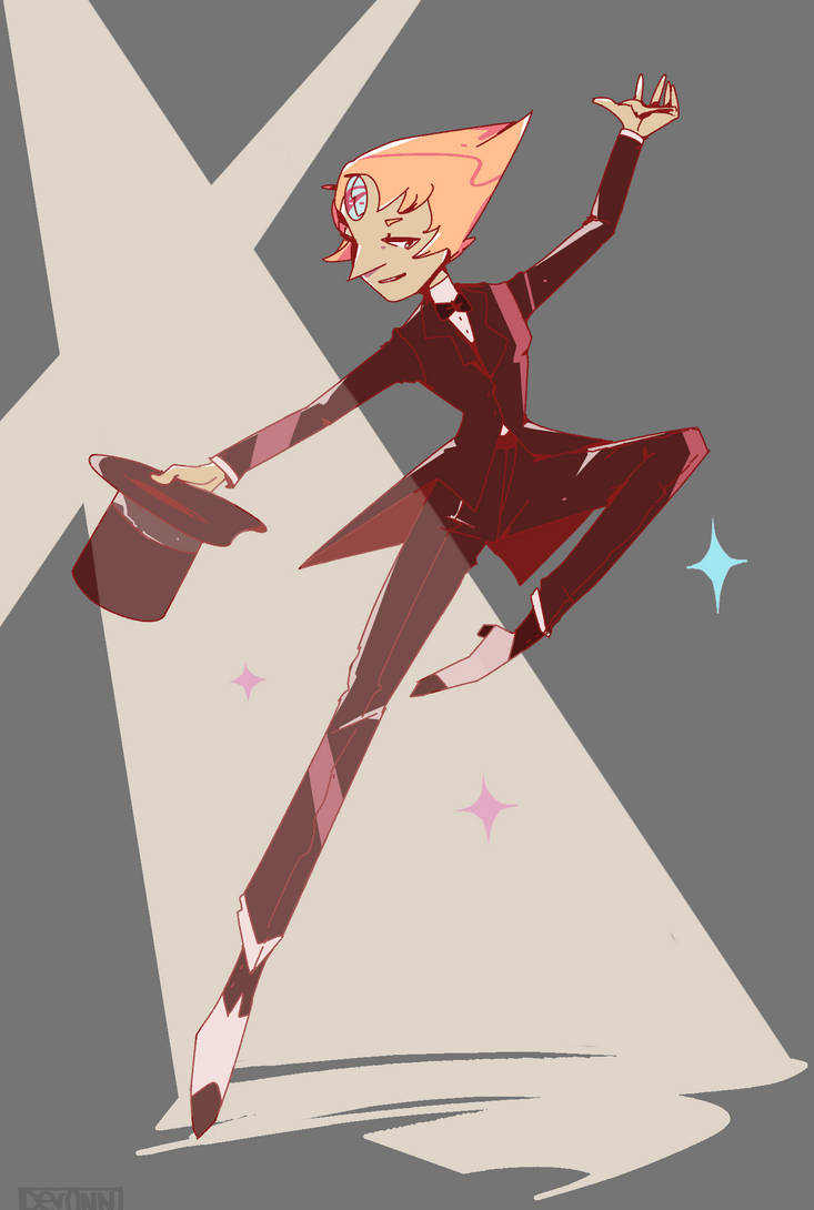 I must admit... (Dapper Pearl is fave Pearl)