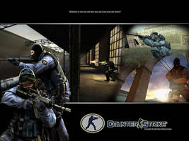 Counter-Strike Wallpaper by naruto-hellscream