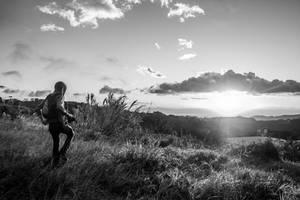 An adventure into the sun by Sliktor