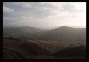 A thousand mountains away by Sliktor