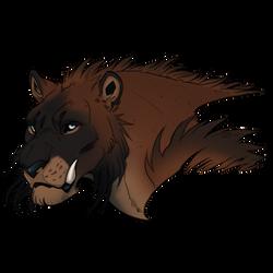 [Nemeion] Priscilla- The Caesar's Lion by Mishuxae