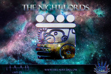 Night Lord 01 (Night Lords - Mayan Calendar) by StillAlive-2012