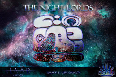 Night Lord 08 (Night Lords - Mayan Calendar) by StillAlive-2012