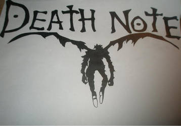 Death Note  no.3# by AkvileS