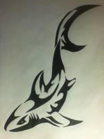 Shark by AkvileS