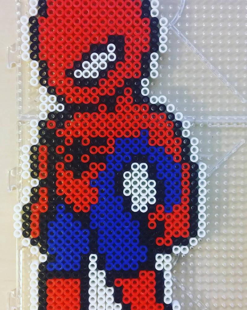 Spider Man by AkvileS