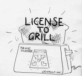 License to Grill by Lovelyruthie