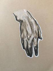Sketch #3 by DannikaSull