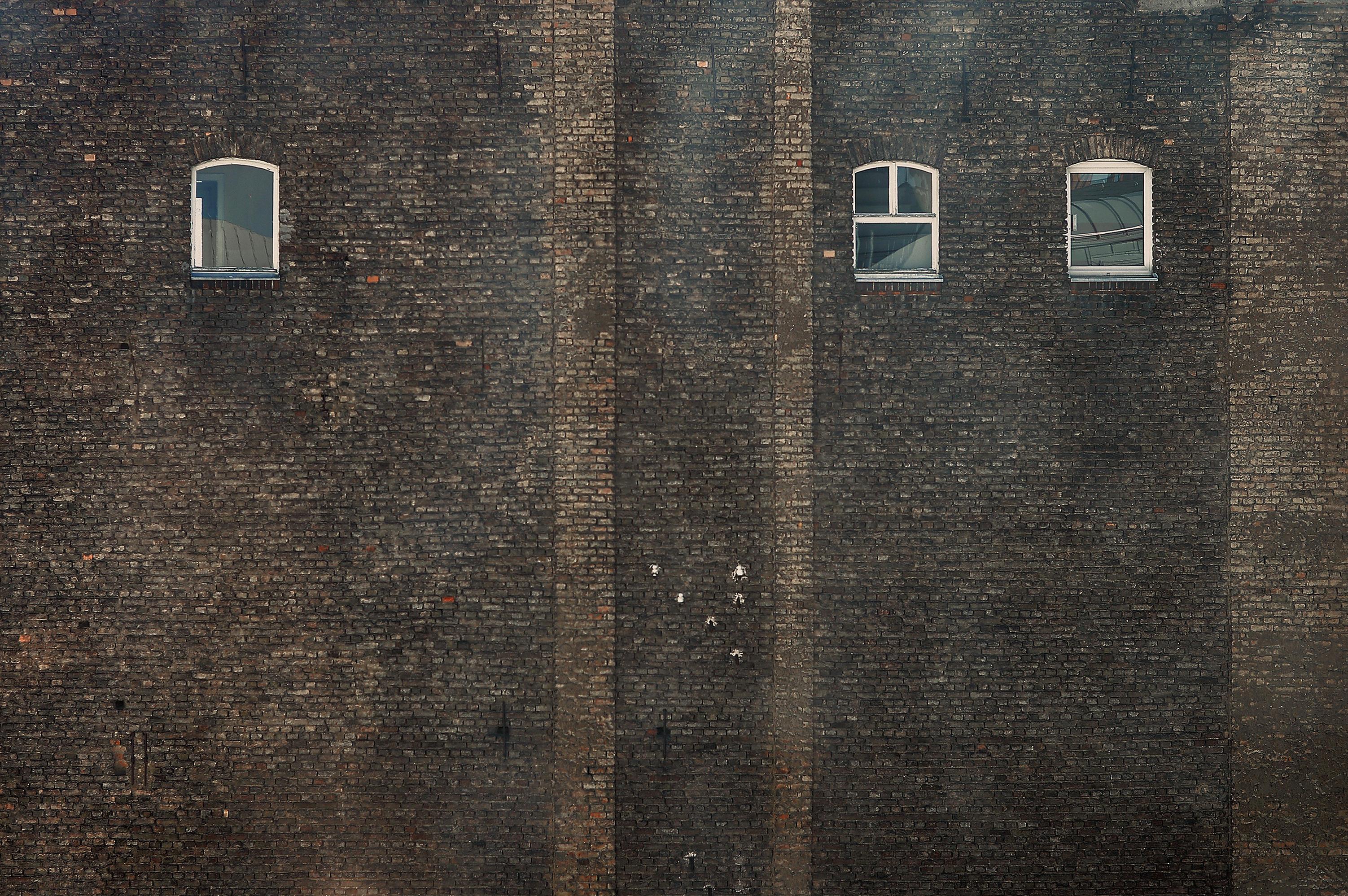 Behind The Walls by kleinerteddy