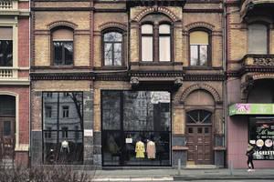 The Dress Shop by kleinerteddy