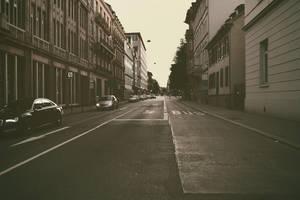 The Empty Street by kleinerteddy