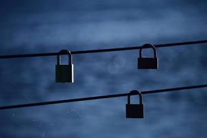 Lock by kleinerteddy