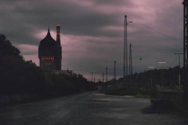 Tower by kleinerteddy