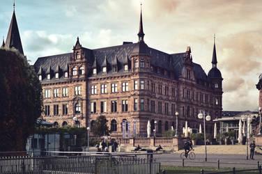 City Hall by kleinerteddy