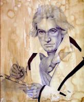 Beethoven by Skoane