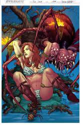Deviation 62-Red Sonja by FrankDa