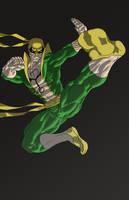 Classic Iron Fist by turbosuo