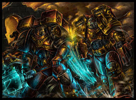 Second Aurellian Crusade: Raid on Calderis by WannaTryMe1138