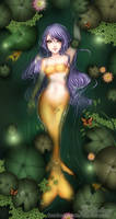 Goldfish by Shalicious