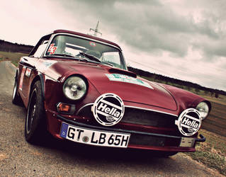 Sunbeam Tiger by CRYSTALPictures