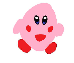 Kirby Drawing #2 by sange381