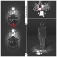 Floor Navigation Concept by stereolize-design