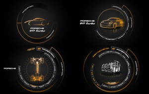 Porsche Touchscreen Concept by stereolize-design