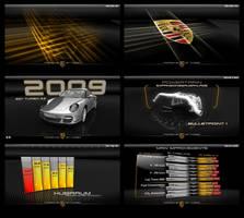 Porsche Presentation Concept by stereolize-design