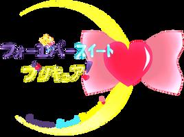 Forever Sweet Precure! Logo by SilverRose808