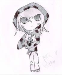 Tokyo Teddy Bear(UPDATED) by TheWolfGoddess13
