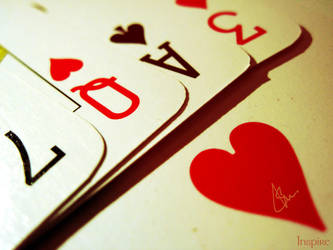 Love is in the cards by siddhartha19