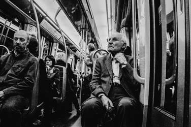 Paris in transit #2 by siddhartha19