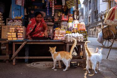 Kolkata #13 - Customers by siddhartha19