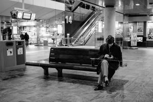 Man left to his devices by siddhartha19