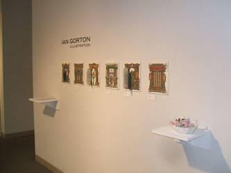 Senior Project Display 1 by Soapfish-Art