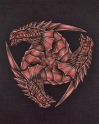 House Targaryen Banner by Soapfish-Art