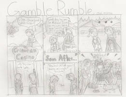 FEcomic5: Gamble Rumble by MissKilvas