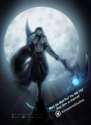 SpeedArt: League of Legends - Assassin Kayn by MissKilvas