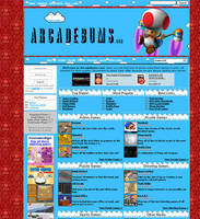 ArcadeBums.com by UnknownVerve