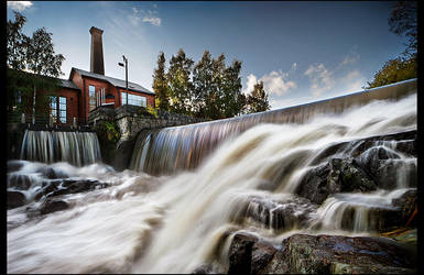 Force of Water by RS-foto