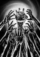 Hands by Qbaska