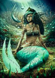 Mermaid by Donkeywong
