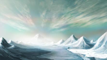 landscape arc by Donkeywong