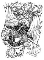 Phoenix by ramon