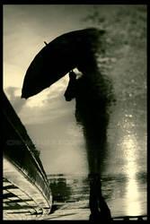 Hello Mr Rain by frixin