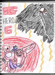 Big Hero 6! by HTsponge