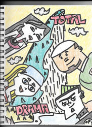 Total Drama Island by HTsponge