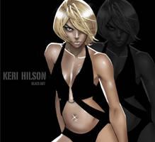 Keri Hilson by Antboy