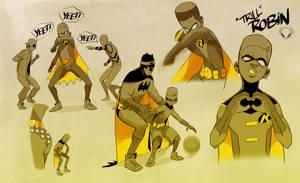 Trill Robin 2 by Antboy